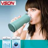 Qualitäts-intelligente Wasser-Flasche Bluetooth Wasser-Flasche