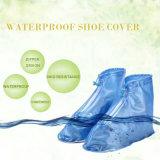 Многоразовая крышка ботинка дождя PVC водоустойчивая