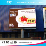 Cartelera a todo color de la publicidad al aire libre LED de la INMERSIÓN rápida de la salida P16