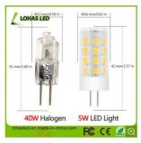 Lohas LED Mais-Birnen-Licht 2835 3014 SMD G4 G9 E14 1W - 7W Mini-LED Mais-Birne