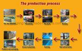 Four rotatoire de crémaillère de traitement au four de matériel en gros de machine pour la boulangerie