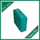 عالة علبة صندوق مع علامة تجاريّة يطبع