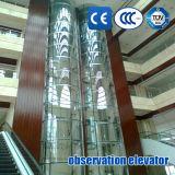Elevador panorámico de visita turístico de excursión del elevador de la observación de la elevación