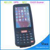 Colector de datos androide de la pantalla táctil de Rugeed PDA de la venta del explorador programable sin hilos caliente del código de barras