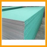 Tarjeta resistente del techo del yeso del yeso de humedad para la mampostería seca