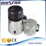 O melhor destilador de venda da água do aço inoxidável com jarro de vidro