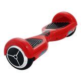 Bleu approuvé de l'usine 2017 de la CE bon marché individu de 6.5 de pouce de Bluetooth/DEL d'équilibre roues du véhicule 2 équilibrant le scooter électrique