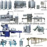 Compléter la chaîne de production de mise en bouteilles gazéifiée par 3in1 de machine de remplissage de boisson non alcoolique de boisson