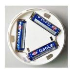 Detetor de monóxido de carbono do gás do Co da tela do LCD da segurança Home (SFL-508)