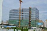 Spitze-Eingabe des Gebäude 2.03tons Topkit Aufbau-Turmkrans