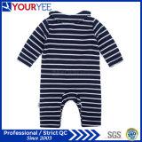 Neue lange Hülse Stripes SäuglingsOnesie, das preiswertes Baby kleidet (YBY116)