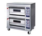 Cer-Bescheinigung für Handelsgas-Ofen mit doppeltem Plattform-Tellersegment