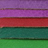 Heißer Verkaufs-synthetisches Leder für Handtaschen (F9284)