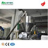 Máquina plástica del granulador del polvo del PVC