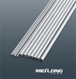 Ligne hydraulique sans joint tuyauterie d'acier inoxydable de précision de TP304L