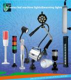 Luz de sinal do diodo emissor de luz das séries do diodo emissor de luz três para a máquina do CNC