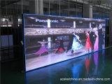높은 광도 RGB P20 발광 다이오드 표시 스크린