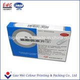 Cadre de empaquetage de papier d'imprimerie de couleur