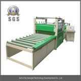 Máquina de madera automática de la cubierta de la chapa de Hongtai