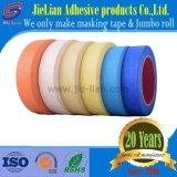 中国の電子塗る工場のための中間の温度の高品質のクレープ紙の保護テープ