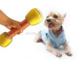 耐久の堅いTrueran犬のおもちゃ、積極的なChewersのための黄色く大きいストリップペットおもちゃ