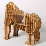 Novelk Wooden Kingkong Side Table