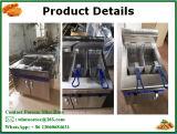 Нержавеющей стали оборудования кухни высокого качества электрическая сковорода коммерчески стоящая