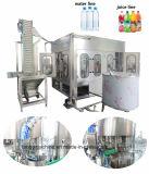 Flaschenabfüllmaschine des Haustier-Flaschen-Trinkwasser-Soda-Saft-Getränkbeenden füllende 3in1