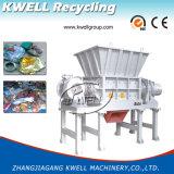 Industrial de plástico dos Shredder Shredder / Shredding Máquina de plástico