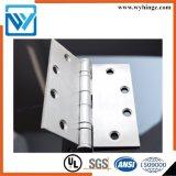 Ferragem de aço da dobradiça do indicador da dobradiça de porta com GV