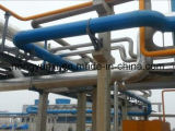 FRP gold GRP Pipe gold Tubes for Desalination Factory