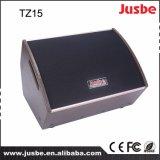 Tz15 회의실을%s 최신 판매 동축 15 인치 스피커 500W