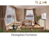 Fünf Stern-Hotel-moderne Luxuxschlafzimmer-Möbel (HD628)