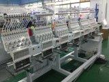 Los mejores precio tubular de alta velocidad principal Wy1206CH de la máquina del bordado de la venta 6