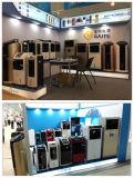 Refroidisseur d'air évaporatif portatif à base d'eau de regard de luxe de prix bas de qualité de corps en plastique neuf d'ABS Lfs-706A