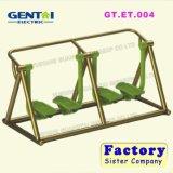 판매를 위한 중국 Zhejiang 옥외 체조 성인 옥외 적당 장비에 의하여 이용되는 공원