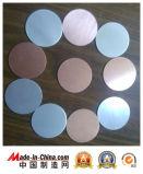 blanco de aluminio de la alta calidad, blanco de aluminio de la farfulla de la pureza 4n