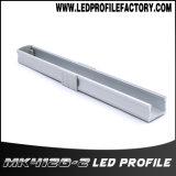 4128 고품질 낮은 힘 LED 알루미늄 단면도 빛
