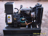 Супер молчком тепловозный генератор с двигателем Yangdong