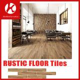 Tuiles en bois de mur d'étage de carreaux de céramique de glissade de Foshan non