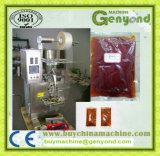 Empaquetadora del atasco del tomate de la bolsa de plástico