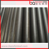 0.6-20mm Tubos Espesor Q235 REG soldada de acero al carbono Negro
