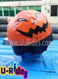 Giochi meccanici del rodeo della zucca del partito di Halloween