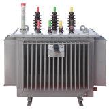 12.5mva Kv 3 Transformator van de Macht van de Fase de Olie Ondergedompelde 30kv 33kv 35kv 38.5kv