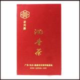 Het hete het Stempelen Vakje van het Document van de Gift van de Vakjes van Custmized van het Vakje van de Thee Verpakkende
