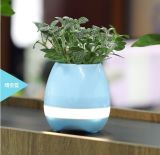 Kreativer intelligenter Musik2017 Flowerpot mit Bluetooth