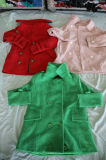 Модный тип Кореи куртки повелительниц использовал одевая одевать используемый /Free оптом