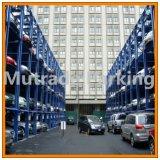 Стоянка автомобилей Fpsp 3 Mutrade 4 подъем стоянкы автомобилей хранения Vetical столба черней 4 автомобилей кораблей автомобилей серии автоматический