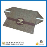 Rectángulo de empaquetado de papel plegable de los bocados (GJ-Box042)
