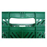 バージンおよびリサイクルされたプラスチックの箱の木枠、バスケット